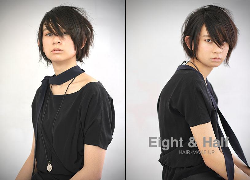 8 1/2 hair・make / styles